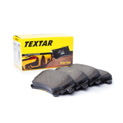 Textar brake system disc brake brake pad set general