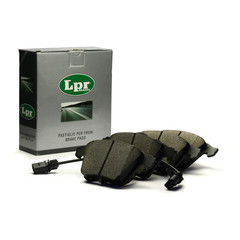 Lpr-brake-system-disc-brake-brake-pad-set-with-contact