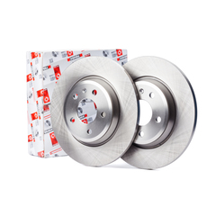 Ferodo brake system disc brake brake disc solid