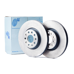 Blue print brake system disc brake brake disc vented