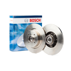 Bosch brake system disc brake brake disc with bearing