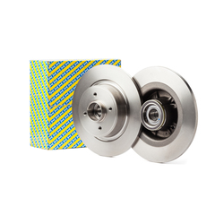 Snr brake system disc brake brake disc with bearing