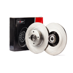 Maxgear brake system disc brake brake disc with bearing